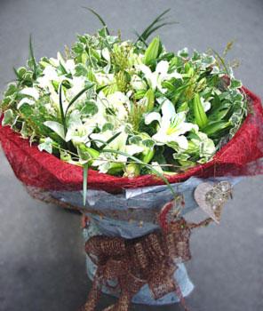 母亲节手工制作束花的步骤